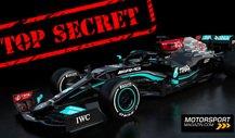 Was versteckt Mercedes? Angst vor neuem Formel 1 Supertrick!
