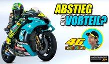 Valentino Rossi: So will ihm Petronas Yamaha 2021 helfen