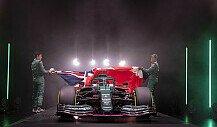 Re-Live: Aston Martin präsentiert Vettels neues F1-Auto