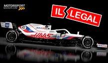 Mick Schumachers erstes Formel 1 Auto sorgt für Ärger!