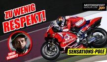 Mangelnder Respekt in der MotoGP: Hat Valentino Rossi recht?