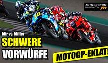 MotoGP Katar II: Dicke Luft zwischen Joan Mir und Jack Miller