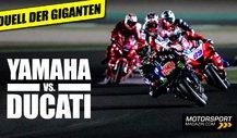 MotoGP-Analyse: Titelkampf zwischen Yamaha und Ducati?