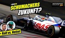 Wie sieht Mick Schumachers Formel 1 Zukunft aus?