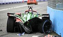 Formel E 2021 Rom: Rennen 2 als Zusammenfassung