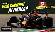 Große Vorschau: Wer gewinnt das Formel 1 Rennen in Imola?