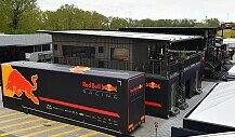 Formel 1, Roomtour: Das Baumhaus der Red-Bull-Ingenieure