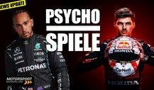 Hamilton vs. Verstappen: Die Formel 1 Psycho-Spiele beginnen!