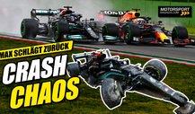 F1-Wahnsinn in Imola: Crash-Chaos und bizarre Strafen erklärt