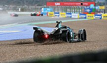 Formel-E-Farce in Valencia: Highlights des Chaos-Rennens