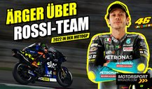 Dubioser Sponsor für Valentino Rossis MotoGP-Team 2022