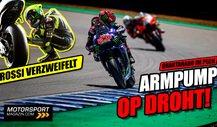 Armpump zerstört Quartararos Rennen: MotoGP-Analyse Jerez-GP