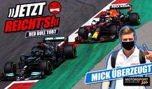 Red Bull sauer auf Track Limits: Das ist kein Racing mehr!