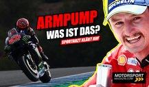 Armpump: Die MotoGP-Volkskrankheit erklärt vom Sportarzt
