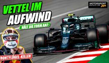 Formel 1, Hält Vettels Aufwärtstrend diesmal an?