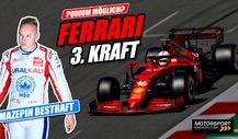 Mazepin bestraft, Kehrt Ferrari aufs Formel 1-Podium zurück?