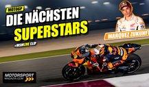 Wer sind die MotoGP Stars der Zukunft?
