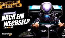 Wechselt Lewis Hamilton noch einmal sein Formel 1 Team?