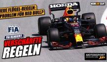 FIA reagiert mit neuen Formel 1 Regeln: Problem für Red Bull?