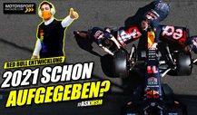 Gibt Red Bull sein 2021er Formel 1 Auto auf?