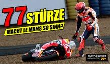 Wetterkapriolen in Le Mans: Das will die MotoGP nun machen