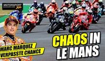 Flag-to-Flag-Schlacht von Le Mans aus Sicht der MotoGP-Fahrer