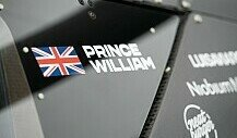 Prinz William: Extreme-E-Testfahrt in Knockhill!