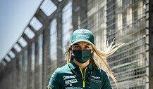 Vettel-Kollegin Hawkins erzählt über ihre Motorsport-Karriere