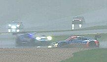 Crash-Orgie beim 24-Stunden-Rennen Nürburgring