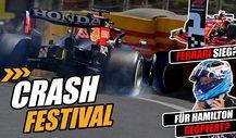 Formel 1, Crash-Festival: Kann Ferrari in Baku gewinnen?