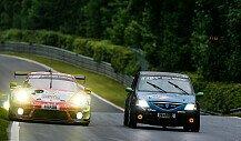 Dacia Logan bei 24h Nürburgring: Rasante Onboardvideo-Runde!
