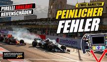Formel 1: Kostete Hamilton dieser peinliche Fehler den Sieg?