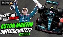 Formel 1: Wurde Vettels Aston Martin bislang unterschätzt?