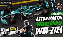 Aston Martin: In 5 Jahren zum Formel 1 WM-Titel?