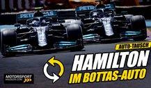 Formel 1: Warum fährt Hamilton im Bottas-Mercedes?