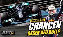 Formel 1, Frankreich: Hat Hamilton eine Chance gegen Red Bull?