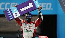 Formel E, Puebla Highlights: Audi-Doppelsieg, Wehrlein-Drama