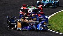 Formel E, Puebla: Highlights des actionreichen Sonntagsrennens