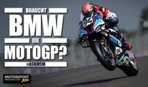Q&A: Warum fährt BMW nicht in der MotoGP?