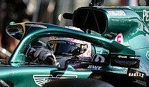 Formel 1: Aston Martin blickt zurück auf das Silverstone-Rennen