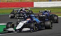 Formel 1 - George Russells Silverstone-Wochenende