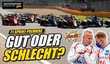 Formel 1 Sprint-Premiere: Was war gut, was schlecht?