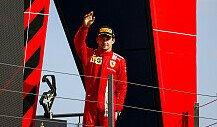 Formel 1: Das sagen die Ferrari-Fahrer zum Silverstone-Rennen