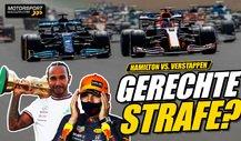 Formel 1, Gerechte Strafe für Hamilton nach Verstappen-Crash?