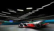Formel E 2021 London: Livestream zum 2. Freien Training heute