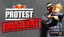 Red Bull verliert Protest: Keine härtere Strafe für Hamilton