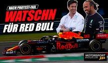 Nach Red Bull Protest: Von FIA & Mercedes abgewatscht!