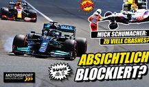 Formel 1: Hat Mercedes Red Bull absichtlich blockiert?