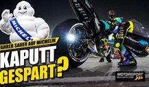 Lotterie in der MotoGP: Was ist mit den Reifen los?