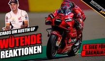 Austin-GP trotz Corona-Chaos: MotoGP-Fahrer sauer